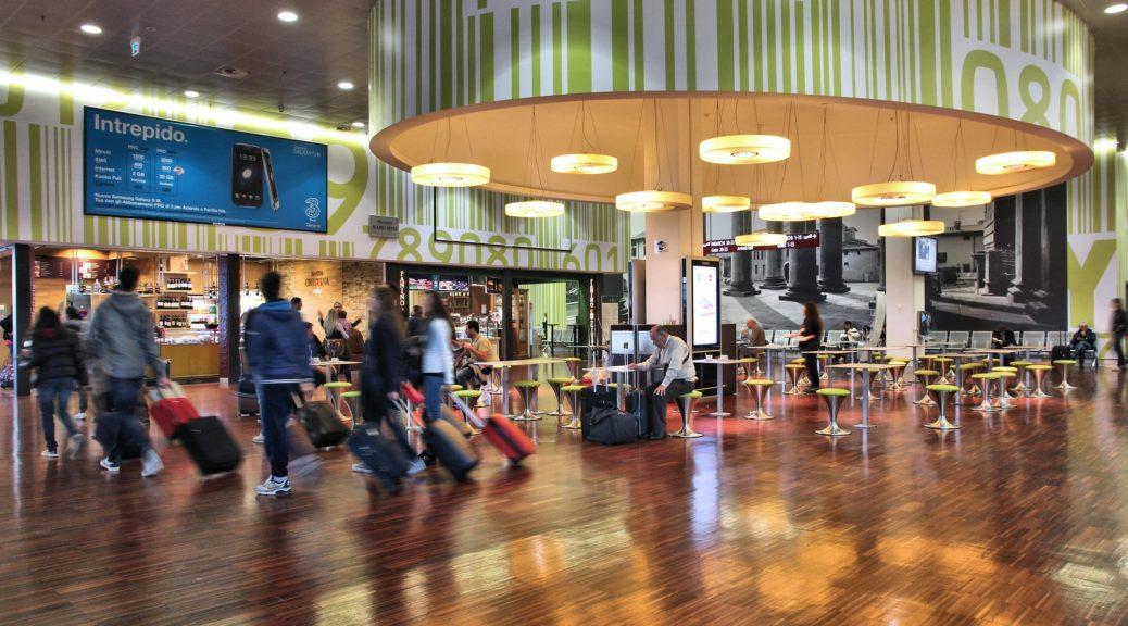 Italiensk lufthavn