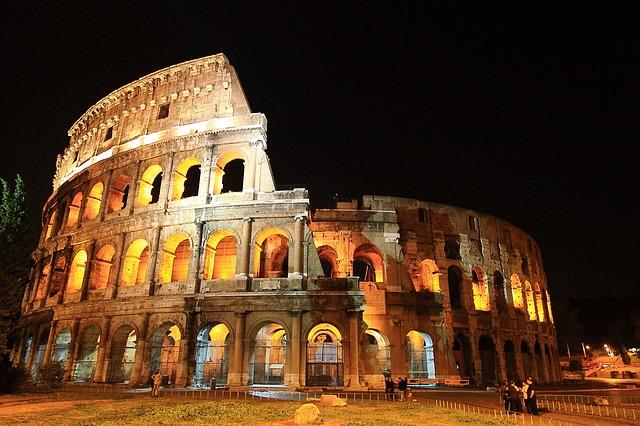 turistattraktioner i rom