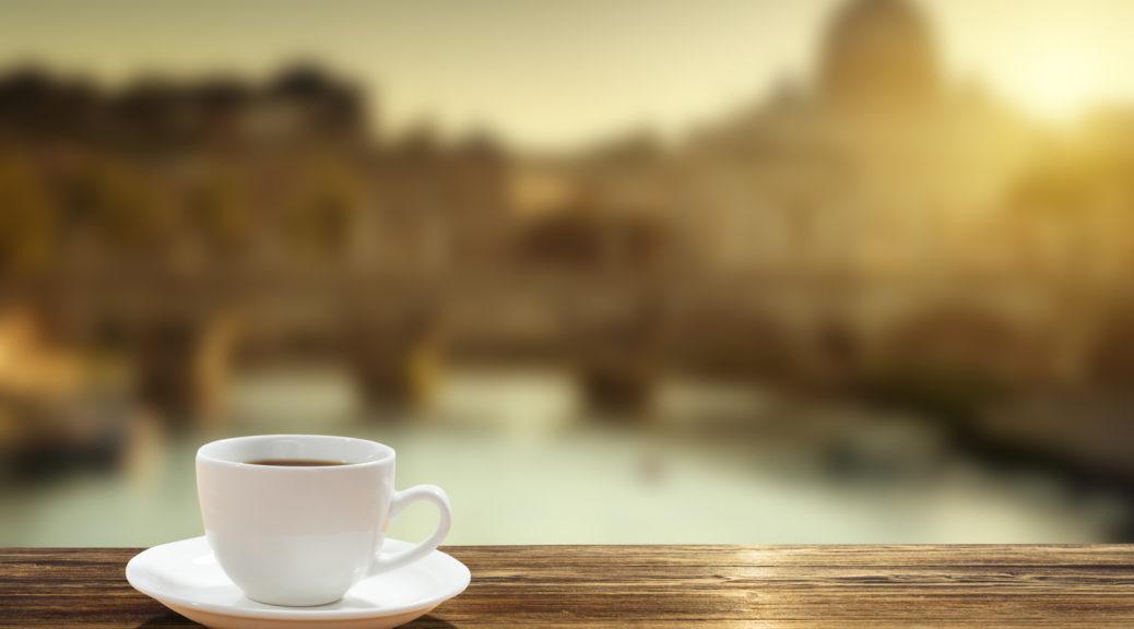 Italien kaffe