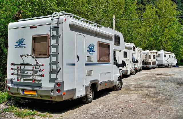 campingferie